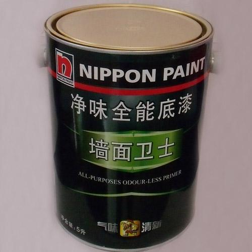[点击放大]  产品名称 净味全能底漆墙面卫士 品牌商标 立邦 产地